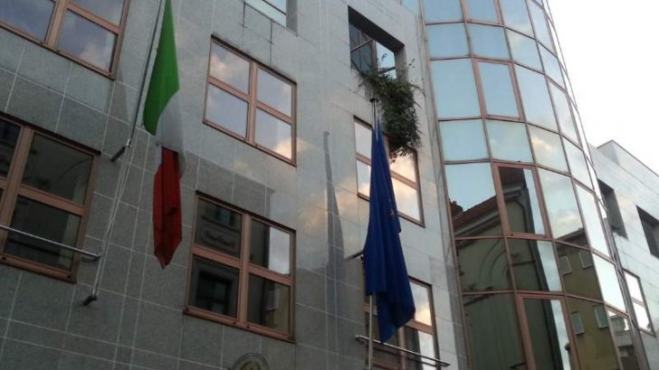sede rappresentanza italiana in europa